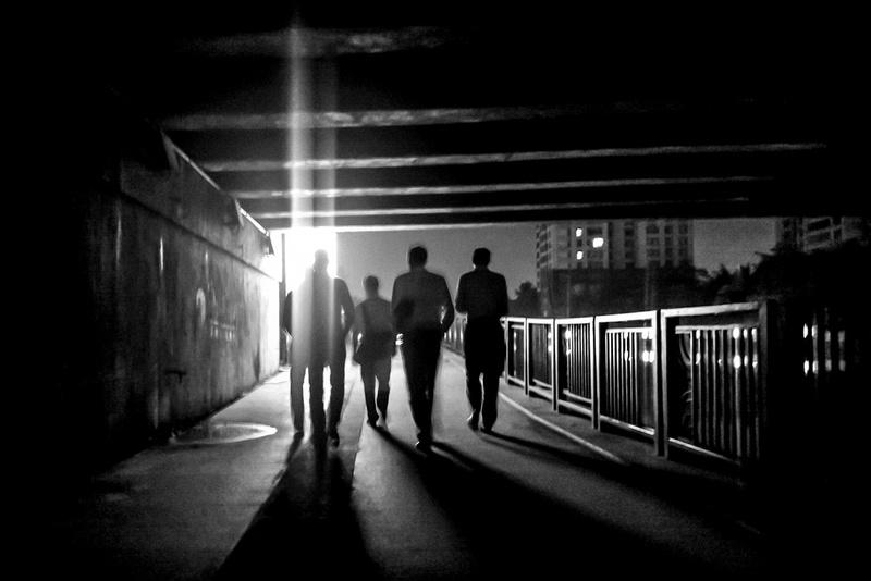 """Drawn to Light"" (c) Sven Körber 2012"
